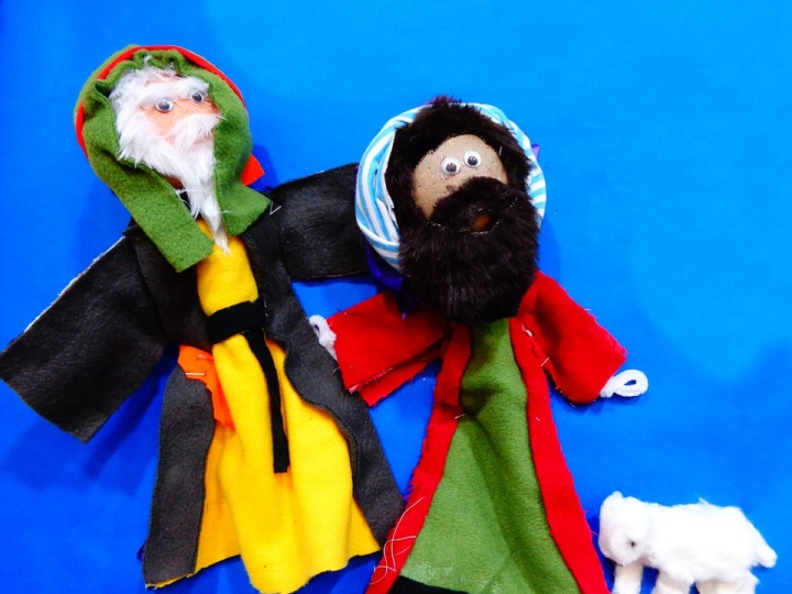 Christian Sunday School Puppets Christmas